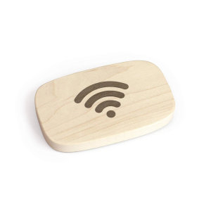 Make connecting to your WiFi quick and easy, with the Wifi Porter by Ten One. Perfect for getting guests and visitors online, without the need for a password.