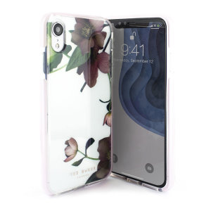 Form-fitting and bulk-free, the Arboretum case for iPhone XR from Ted Baker sports an ethereal, otherworldly floral aesthetic while also offering superlative protection for your device from drops, scrapes and other damage.