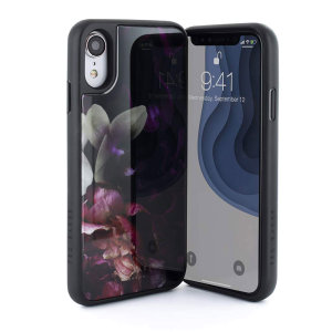 Form-fitting and bulk-free, the case for iPhone XR from Ted Baker sports an ethereal, otherworldly floral aesthetic while also offering superlative protection for your device from drops, scrapes and other damage.