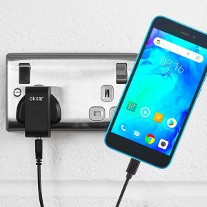 Charge your Xiaomi Redmi Go quickly and conveniently with this compatible 2.5A high power charging kit. Featuring mains adapter and USB cable.