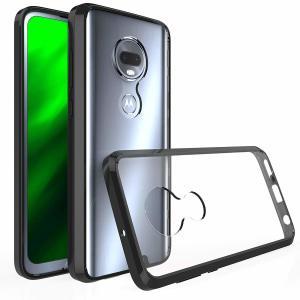 Op maat gegoten voor de Motorola Moto G7. Deze Olixar ExoShield Case biedt een slank passend stijlvol ontwerp en versterkte hoekschokbescherming tegen schade, waardoor uw toestel er altijd goed uitziet.