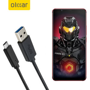 Make sure your ZTE nubia Red Magic Mars is always fully charged and synced with this compatible USB 3.1 Type-C Male To USB 3.0 Male Cable. You can use this cable with a USB wall charger or through your desktop or laptop.