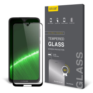 This ultra-thin tempered glass screen protector for the Moto G7 Plus offers toughness, high visibility and sensitivity all in one package.