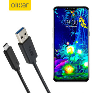 Make sure your LG V50 ThinQ 5G is always fully charged and synced with this compatible USB 3.1 Type-C Male To USB 3.0 Male Cable. You can use this cable with a USB wall charger or through your desktop or laptop.