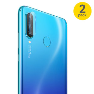 This 2 pack (2 double and 2 single) of ultra-thin tempered glass rear camera protectors for the Huawei P30 Lite from Olixar offers toughness and superb clarity for your photography all in one package.