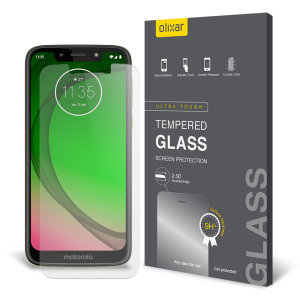 This ultra-thin tempered glass screen protector for the Moto G7 Play offers toughness, high visibility and sensitivity all in one package.