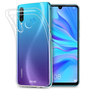 Olixar Ultra-Thin Huawei P30 Lite Case - 100% Clear