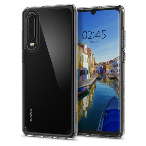 Protect your Huawei P30 with the unique Ultra Hybrid clear bumper from Spigen. Complete with a clear back and air cushion technology to show off and protect your P30 sleek, modern design.