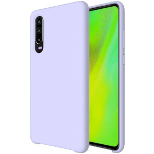 Custom moulded for the Huawei P30, this lilac soft silicone case from Olixar provides excellent protection against damage as well as a slimline fit for added convenience.