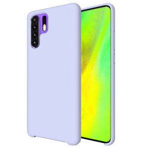 Custom moulded for the Huawei P30 Pro, this lilac soft silicone case from Olixar provides excellent protection against damage as well as a slimline fit for added convenience.