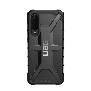 The Urban Armour Gear Plasma for the Huawei P30 features a protective TPU case in ash grey and black with a brushed metal UAG logo insert for an amazing design and excellent protection from scrapes, bumps and scratches.