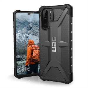 The Urban Armour Gear Plasma for the Huawei P30 Pro features a protective TPU case in ash grey and black with a brushed metal UAG logo insert for an amazing design and excellent protection from scrapes, bumps and scratches.