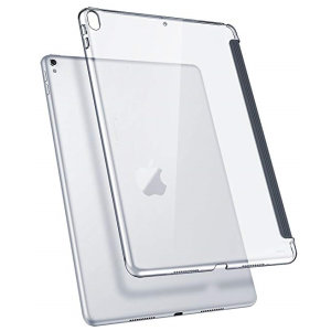 This is a simple but practical back case which protects your iPad Air 2019 without hiding the sleek design and this case is fully compatible with your own Apple Smart keyboard.