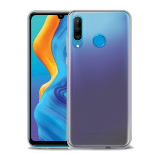 This No.1 Case Forty four clear case for the Huawei P30 Lite offers excellent protection while maintaining your device's sleek lines. As an official product, it is designed specifically for the Huawei P30 Lite and allows full access to buttons and ports.