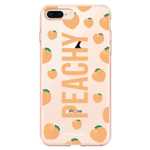 Take your iPhone 8 Plus to the next level with this Feelin' Peachy phone case from LoveCases. Cute but protective, the ultra-thin case provides slim fitting and durable protection against life's little accidents.