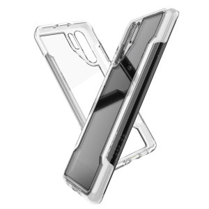 The X-Doria Defense Clear Case comes with a white frame, making it look incredibly stylish while providing protection for your Huawei P30 Pro. Tested to survive 10ft drops onto concrete the X-Doria Defense provides ultimate protection.