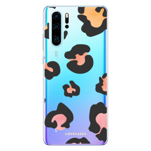 Give your Huawei P30 Pro a cute new look with this Coloured Leopard design phone case from LoveCases. Cute but protective, the ultra-thin case provides slim fitting and durable protection against life's little accidents