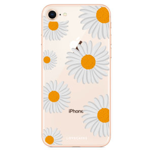 Give your iPhone 8 a refresh for Summer with this daisy case from LoveCases. Cute but protective, the ultrathin case provides slim fitting and durable protection against life's little accidents.