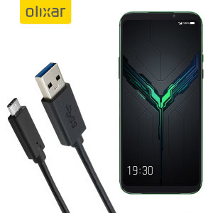 Make sure your Xiaomi Black Shark 2 is always fully charged and synced with this compatible USB 3.1 Type-C Male To USB 3.0 Male Cable. You can use this cable with a USB wall charger or through your desktop or laptop.