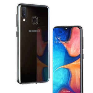 Custom moulded for the Samsung Galaxy A20e, this 100% clear Ultra-Thin case by Olixar provides slim fitting and durable protection against damage while adding next to nothing in size and weight.