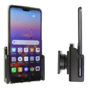 Use your Huawei P20 safely in your vehicle with this small, neat and discreet Brodit Passive holder 711062. Its design means that the car holder will nicely blend in with your car's interior. Thanks to tilt swivel you can easily adjust the angle.