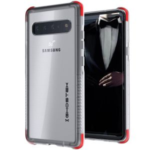 The Covert 3 protective bumper case in clear from Ghostek provides your Samsung Galaxy S10 5G with fantastic protection, whilst highlighting its superb design. Reinforced corners and provide extra drop protection for such a slim case.