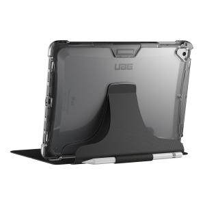 Equip your iPad 9.7 2017 and 2018 with extreme, military-grade protection with the UAG Plyo Rugged Slim wallet case in ice. Impact and water resistant, this is the ideal way of protecting your iPad.