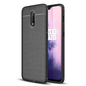 For a touch of premium, minimalist class, look no further than the Attache case for the OnePlus 7 from Olixar. Lending flexible, durable protection to your device with a smooth, textured leather-style finish, this case is the last word is style.