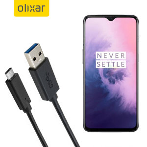 Make sure your OnePlus 7 is always fully charged and synced with this compatible USB 3.1 Type-C Male To USB 3.0 Male Cable. You can use this cable with a USB wall charger or through your desktop or laptop.