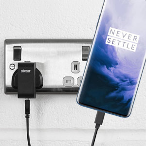 High Power OnePlus 7 Pro Wall Charger & 1m USB-C Cable