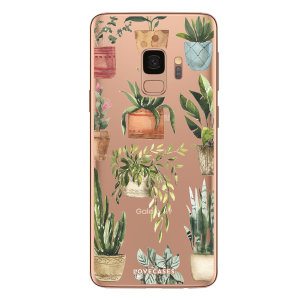 Give your phone a down-to-earth new look with this plant design phone case from LoveCases. Cute but protective, the ultra-thin case provides slim fitting and durable protection against life's little accidents.