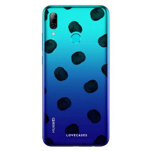 Funda Huawei P Smart 2019 LoveCases Polka