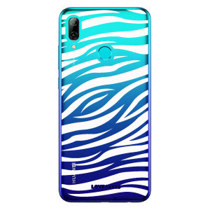 Funda Huawei P Smart 2019 LoveCases Zebra