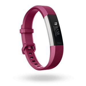 Manténgase sano con la pulsera de actividad Fitbit Alta, controla la vida diaria y  le permite establecer objetivos para que pueda optimizar su salud y bienestar. Mantente conectado con las notificaciones de teléfonos inteligentes.