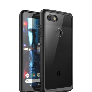 Shield your Google Pixel 3A from drops, scratches, scrapes and other damage with the UB Style case from i-Blason in Black. This case offers superb military grade protection while adding virtually no extra bulk or weight to your device