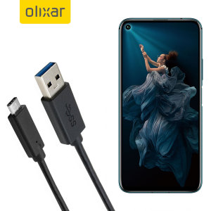 Make sure your Honor 20 Pro is always fully charged and synced with this compatible USB 3.1 Type-C Male To USB 3.0 Male Cable. You can use this cable with a USB wall charger or through your desktop or laptop.