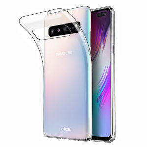 Custom moulded for the Samsung Galaxy S10 5G, this 100% clear Ultra-Thin case by Olixar provides slim fitting and durable protection against damage while adding next to nothing in size and weight.