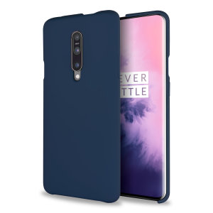 Custom moulded for the Oneplus 7, this midnight blue soft silicone case from Olixar provides excellent protection against damage as well as a slimline fit for added convenience.