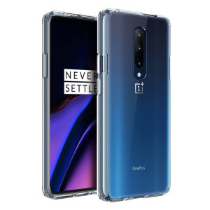 Olixar ExoShield Tough Snap-on OnePlus 7 Pro 5G Case - Clear