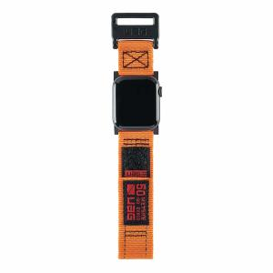 In Orange, this is built for the rugged adventurer, the UAG Active Strap is designed to be one of the strongest Apple Watch Straps on the market. High strength materials work together to provide the peace of mind!