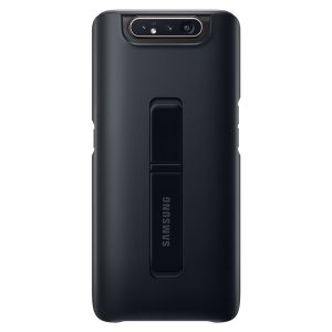 This Official Samsung Protective cover in black is the perfect accessory for your Samsung Galaxy A80 smartphone.