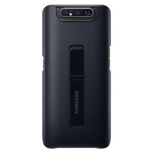 Questa cover ufficiale Samsung Protective in nero è l'accessorio perfetto per il tuo smartphone Samsung Galaxy A80.