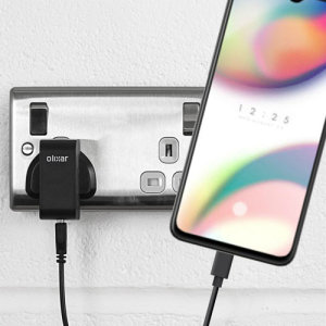 Charge your Oppo Reno Z and any other USB device quickly and conveniently with this compatible 2.5A high power USB-C UK charging kit. Featuring a UK wall adapter and a 1m USB-C cable.