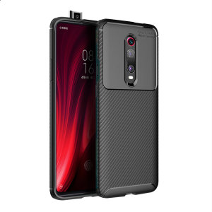 Olixar Carbon Fibre case is a perfect choice for those who need both the looks and protection! A flexible TPU material is paired with an eye-catching carbon print to make sure your Xiaomi Mi 9T is well-protected and looks good in any setting.