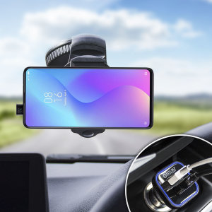 Essential items you need for your smartphone during a car journey all within the Olixar DriveTime In-Car Pack. Featuring a robust one-handed phone car mount and car charger with an additional USB port for your Xiaomi Mi 9T.