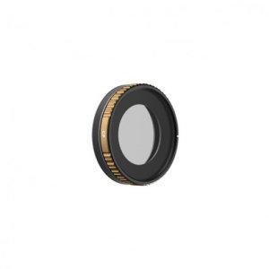 240/5000 El filtro esencial para reducir el brillo de las superficies reflectantes y aumentar la saturación en sus composiciones. Con la capacidad de rotar el filtro mientras está instalado, el CP puede aumentar o disminuir la polarización según el efecto deseado.