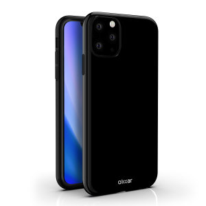 Custom moulded for the Apple iPhone 11 Pro. This blue Olixar FlexiShield case provides a slim fitting stylish design and durable protection against damage, keeping your device looking great at all times.
