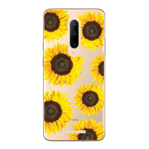 Give your OnePlus 7 Pro a cute new look with this Sunflower design phone case from LoveCases. Cute but protective, the ultra-thin case provides slim fitting and durable protection against life's little accidents