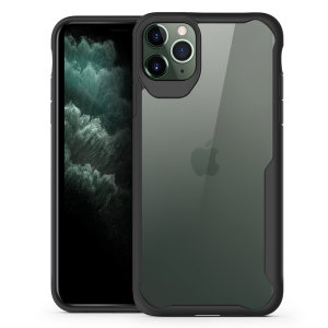 Perfect for iPhone 11 Pro owners looking to provide exquisite protection that won't compromise Apple iPhone 11's sleek design, the NovaShield from Olixar combines the perfect level of protection in a sleek and clear bumper package.