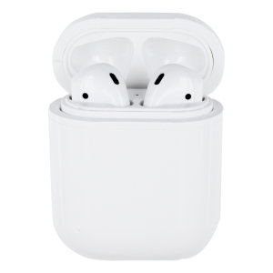 This 4Smarts Apple Airpods Charger allows you to to charge your Airpods wirelessly by simply inserting your original Apple charging case and your Airpods to refill its batteries via induction technology, with the added satisfaction of a protective case.